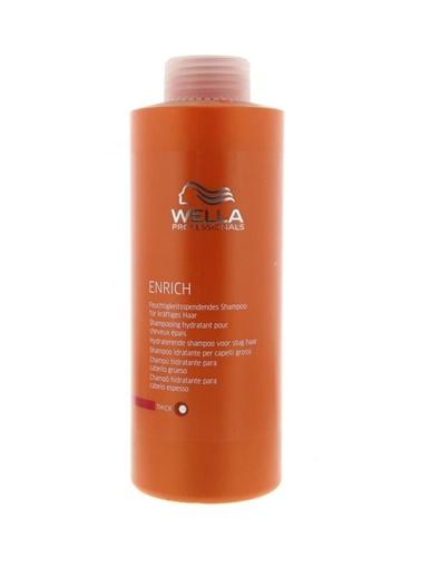Enrich Thick Şampuan 1000 Ml-Wella